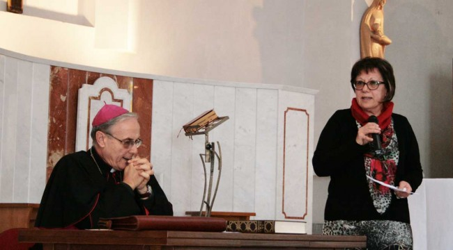 L'assessore comunale a Castelvetrano, Francesca Catania.
