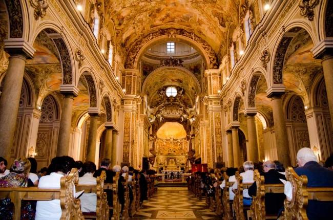 La Cattedrale di Mazara del Vallo.