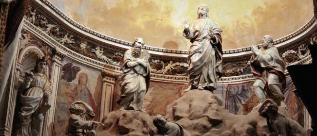 """La """"Trasfigurazione del Signore""""."""