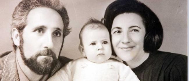 Chiara Badano coi genitori.