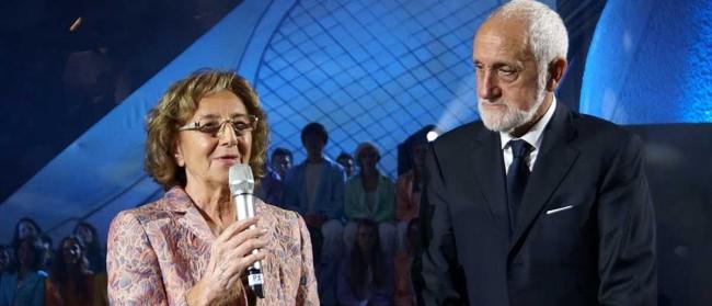 I genitori di Chiara Badano.