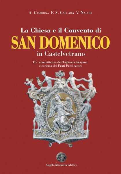 La copertina del volume edito da Angelo Mazzotta.
