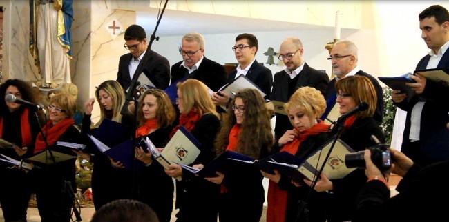 Il coro diocesano.