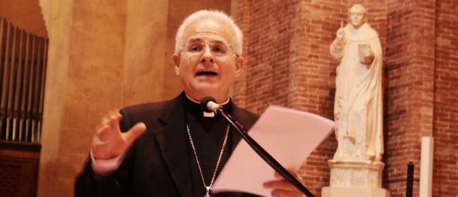 Monsignor Mariano Crociata, Segretario generale della Cei.