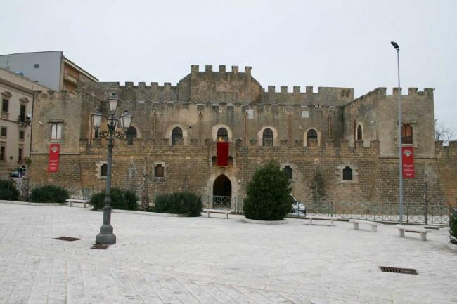 Il Castello Grifeo: simbolo storico della città di Partanna.