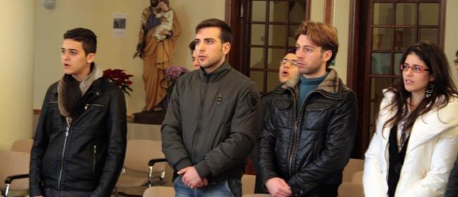 Giuseppe Margiotta, il terzo da sinistra.