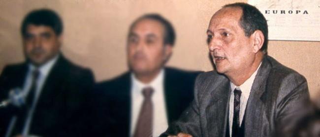 L'imprenditore Libero Grassi.