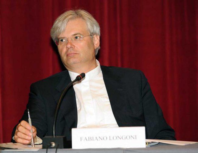 Monsignor Fabio Longoni.
