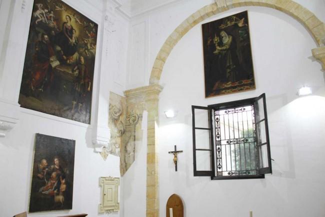 La cappella dei Ss. Crispino