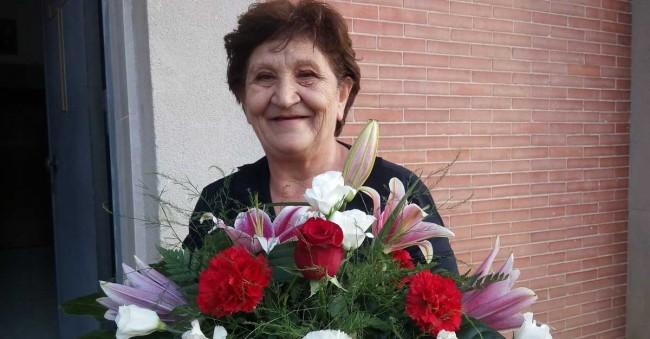 Rosaria Rossello, fioraia.