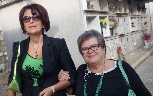 Francesca Zummo e Filippa Ippolito.