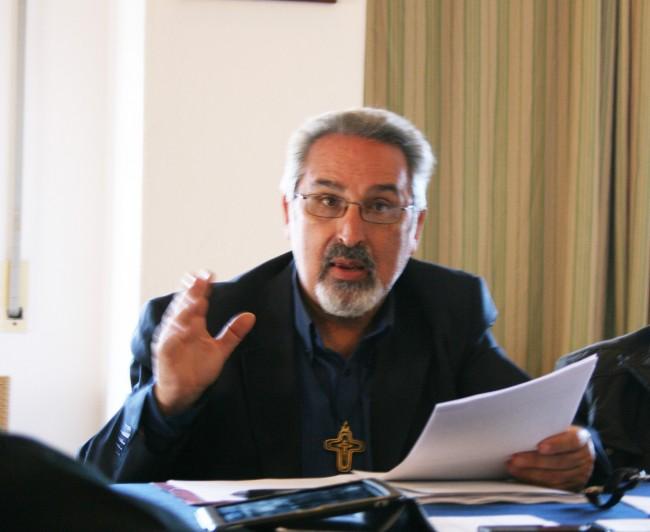 padre Sergio Natoli.