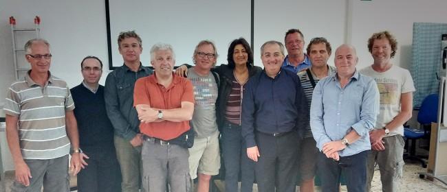 Il gruppo di professionisti olandesi ospiti della Fondazione San Vito Onlus.
