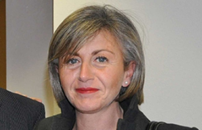 La senatrice Pamela Orrù.