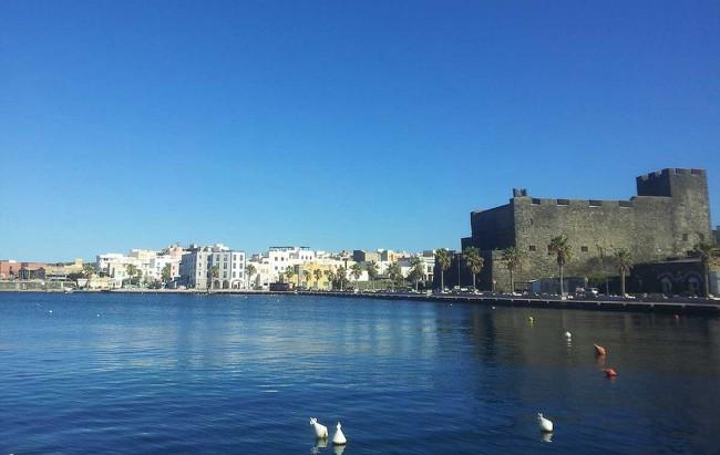Il castello Barbacane di Pantelleria.