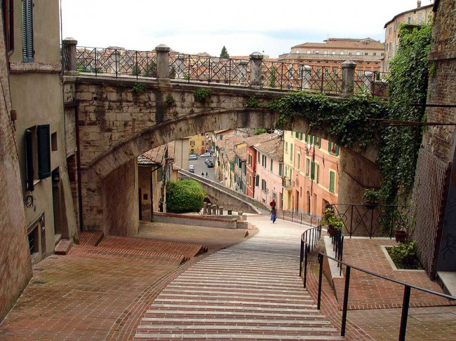 Perugia.