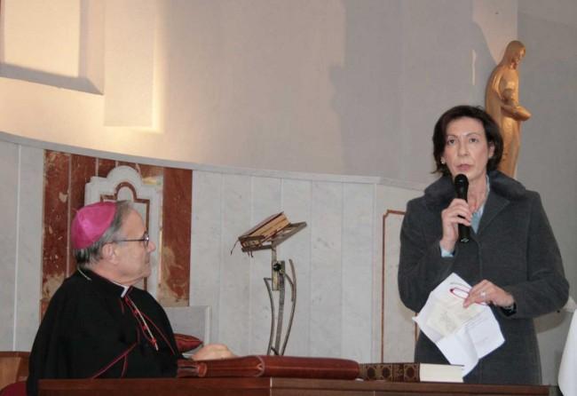 L'onorevole Antonella Milazzo.