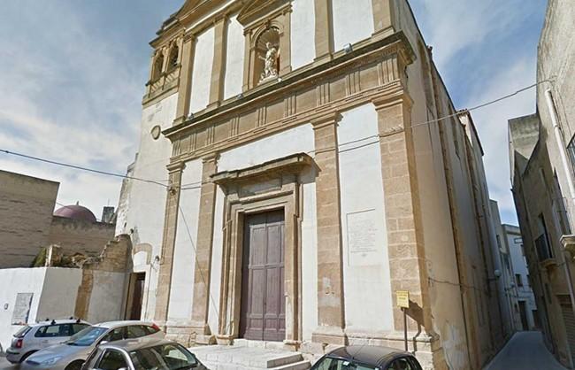La chiesa di San Vito in Urbe.