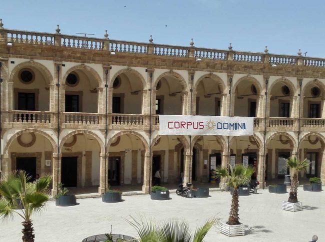 Il Seminario vescovile dove si terrà la Veglia per il Corpus Domini.
