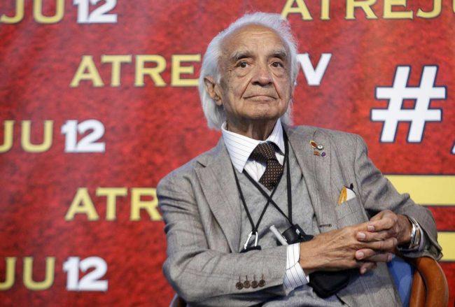 Antonino Zichichi.