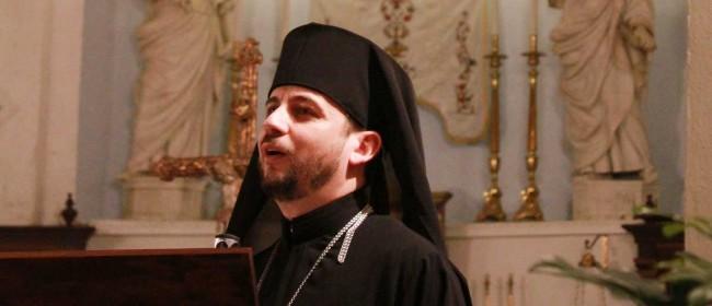 Il monaco Benedetto.