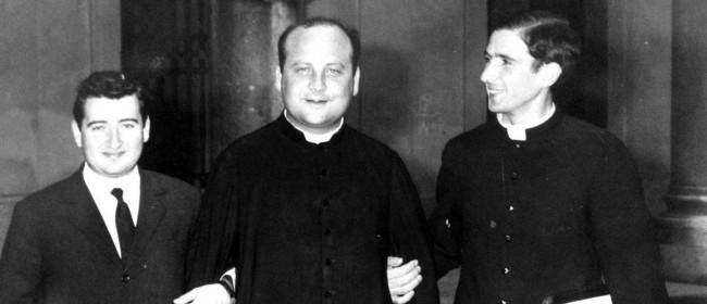 Benni Antonini, don Pietro Pisciotta e don Pino Puglisi.