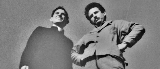 Don Pino Puglisi e suo fratello Gaetano.