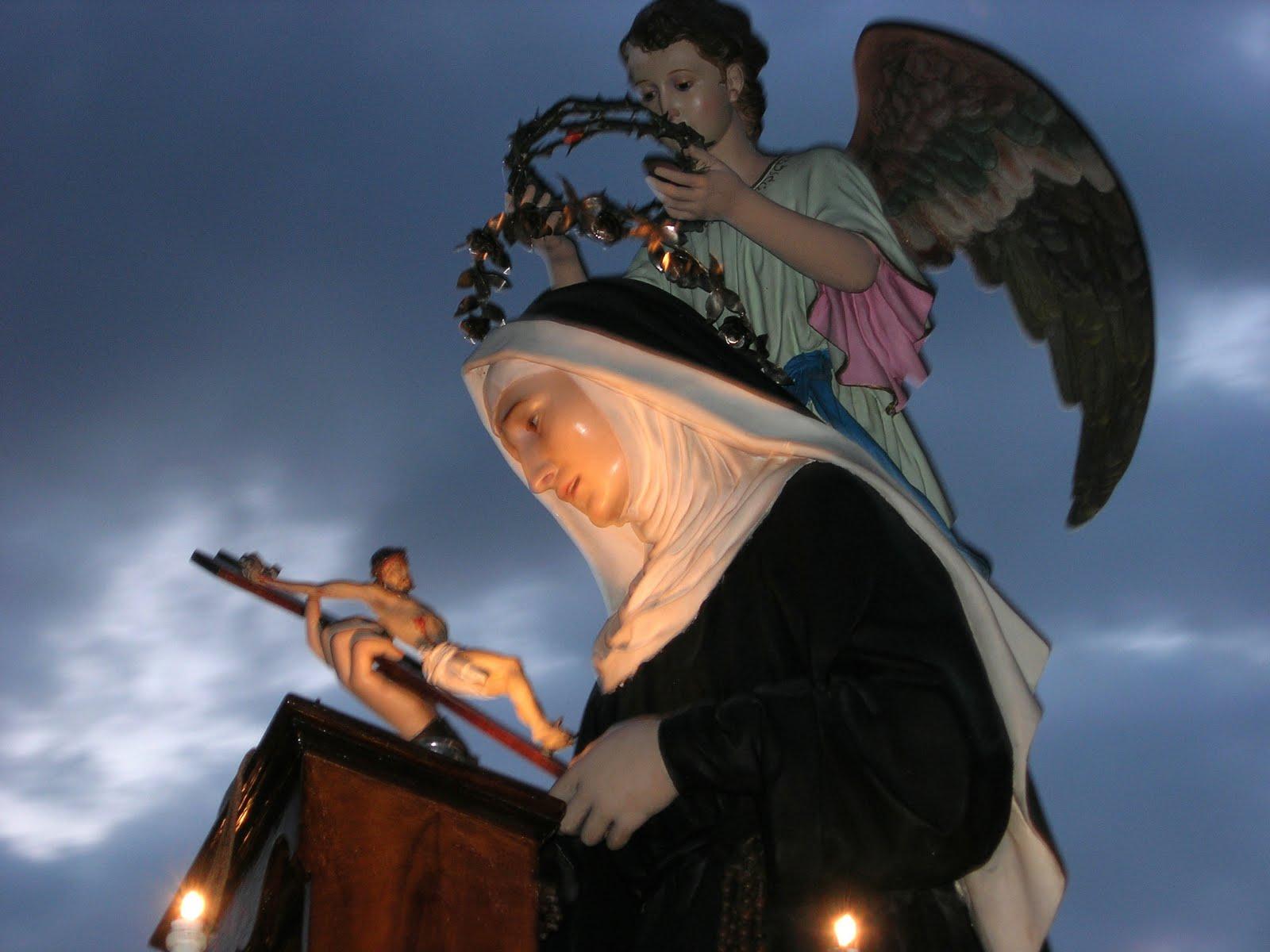 Santa Rita Giorno Calendario.Mazara Del Vallo Festa Di Santa Rita In Cattedrale