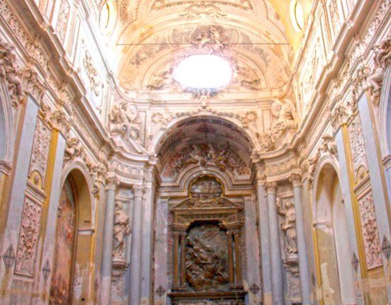 9d044ec0fd [L'ATTO] L'ex chiesa di Santo Stefano (FEC) sarà acquisita al patrimonio  del Comune di Marsala